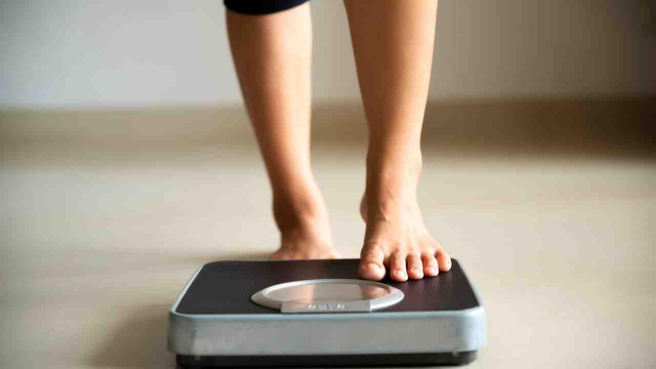 perdere peso molto in un giorno