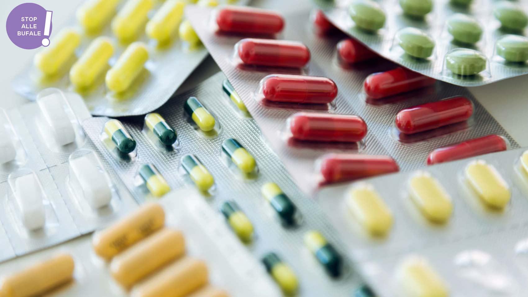 Toscana Ritiro Farmaco Mal di Testa Emicrania Virdex