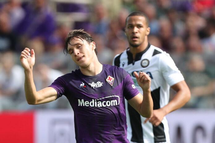 Serie A, Udinese-Fiorentina