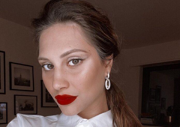 Beatrice Valli furia senza freni