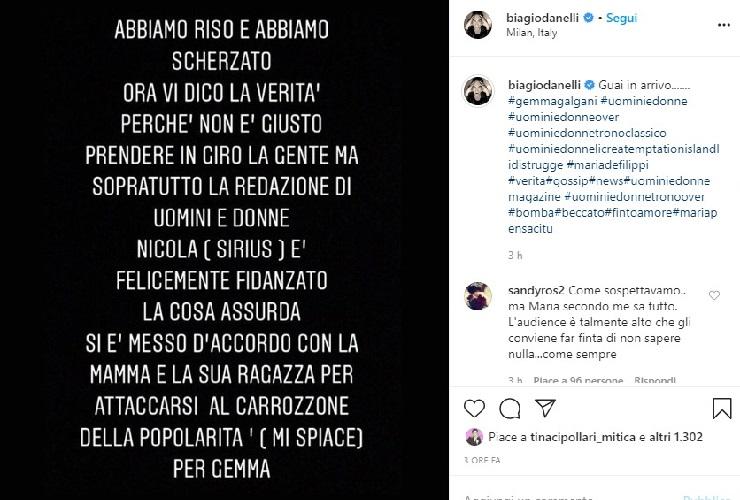 Nicola Vivarelli nella polemica