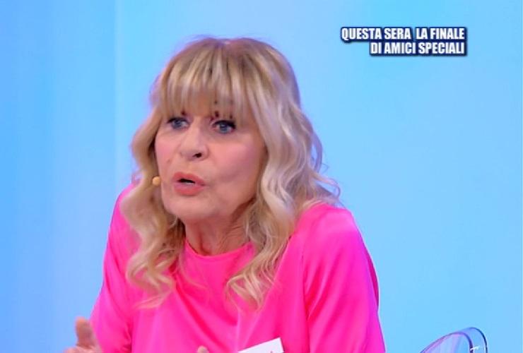 Giovanna Abate mai più senza Gemma