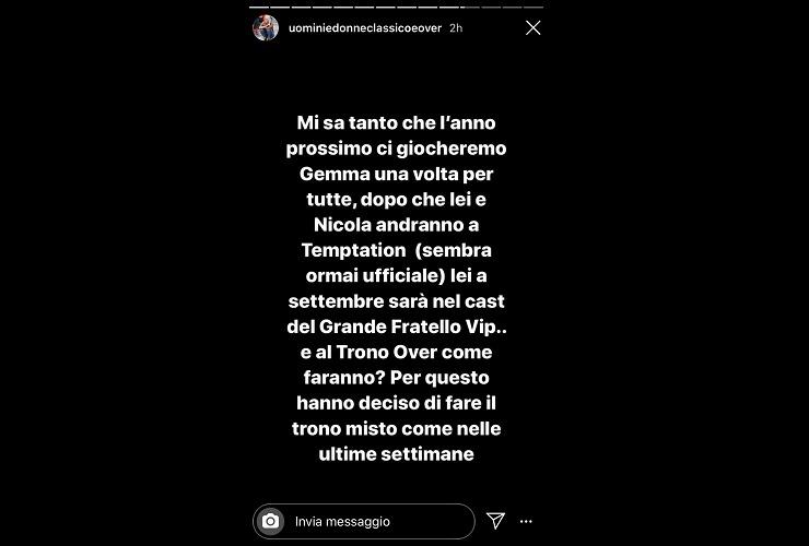 Gemma Galgani sbarca al GF Vip