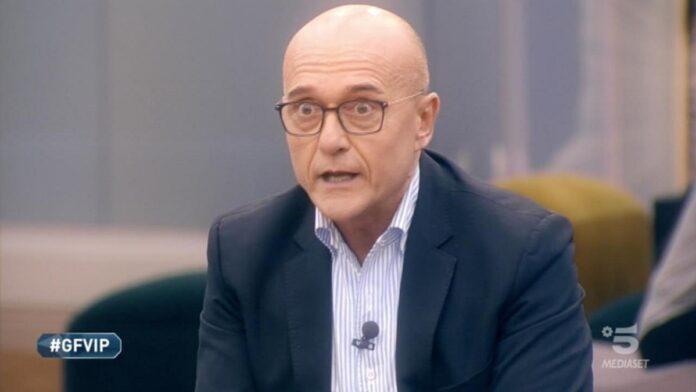 Alfonso Signorini confessa