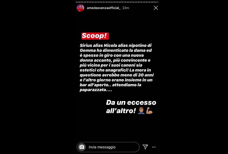 Nicola Vivarelli nuova conquista