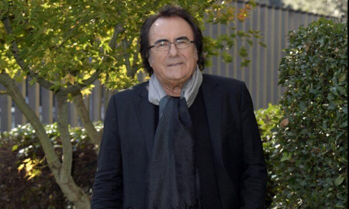 Albano Carrisi in trappola