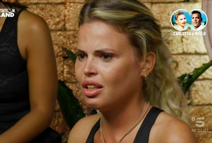 Annamaria Laino sfida la vita dopo Temptation Island: