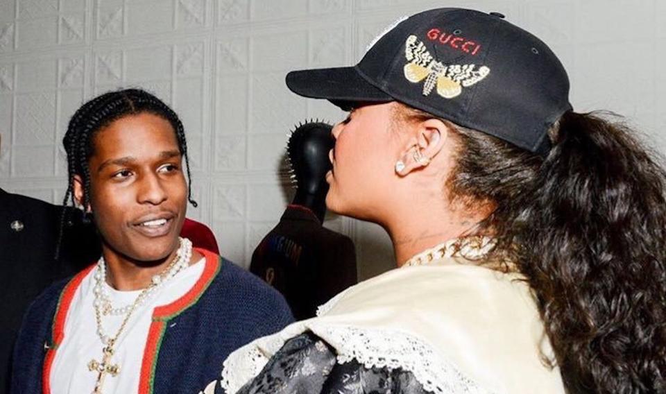 Rihanna il suo cuore è occupato
