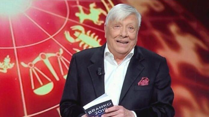 Oroscopo Branko domani giovedì 25 febbraio 2021